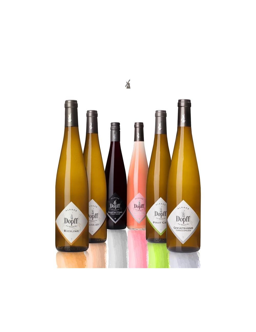 L'expérience des vins d'Alsace